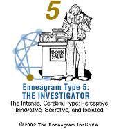 dating enneagram type 5