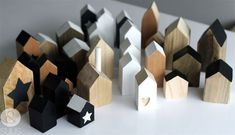 Casitas de madera: decorativas y chulísimas
