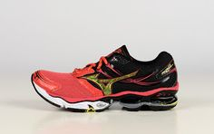 """""""Sammi's Blog Of Life"""" is loving the Mizuno Wave Creations and so do we! This sneaker is far boring!"""