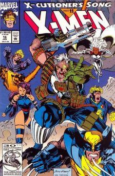 The Uncanny X-Men Comic Book #295 Marvel Comics 1992 NEW UNREAD NEAR MINT SEALED
