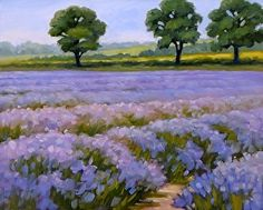 Layers of Lavender by Sonia Kane in the FASO Daily Art Show http://dailyartshow.faso.com/20151110/1909289