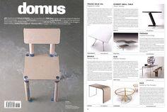 #pace table, design Garilab by Piter Perbellini for #altreforme published on @Domus, April 2013 #dream #interior #home #decor #homedecor #furniture #aluminium
