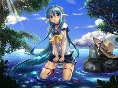 Elf girl ^^