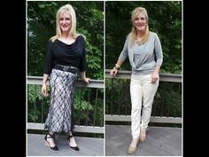 Tops For Women over 40 Presented by Still Blonde after all these YEARS