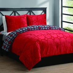 Forever Young On The Block 3 Piece Juvenile Reversible Comforter Set $60.00