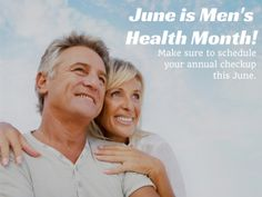 World Celebrates Men's Health Month: Building Stronger Families and Saving Lives WASHINGTON — Around the world people are celebrating June as Men's Health Month. Monday, June 13 is also the start of Men's Health Week, a special awareness... Read More
