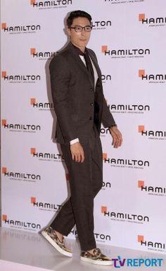 Daniel Henny for Hamilton Watch