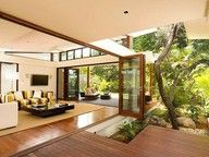 true indoor outdoor living!