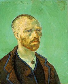 Self-Portrait, 1888