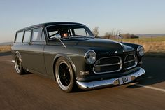 Converted Volvo