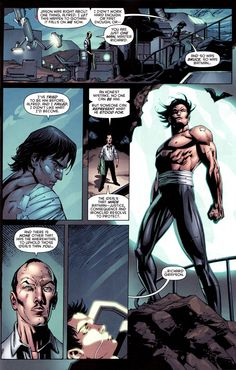Richard Grayson (Nightwing) - Battle for the Cowl