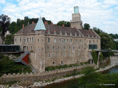 Rothschild Castle in Waidhofen/Ybbs, Austria