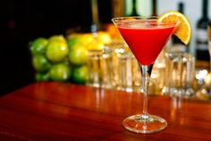 Chilly Cosmopolitan