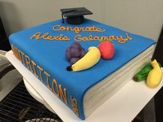 Carrot cake disguised as a Nutrition textbook!