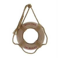 """16"""" Welcome Onboard Life Preserver Ring Buoys"""