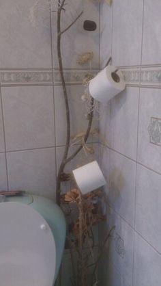 Derouleur papier toilette diy