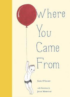 Where You Came From, part of The Henry Books by Sara O'Leary