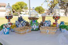 Candy Table Kite Theme