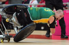 Wheelchair rugby rivals Batt and Madell predict hotly-contested tournament at…