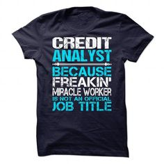 Awesome Tee For Credit Analyst - #teacher shirt #couple sweatshirt. LIMITED AVAILABILITY => https://www.sunfrog.com/LifeStyle/Awesome-Tee-For-Credit-Analyst.html?68278