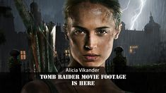 Tomb Raider Movie Footage Is Here A new Tomb Raiders movie is coming out. This would be usually under a movie review but Hollywood stole another one of our great games to put it on the big screen.  https://gamersconduit.com/tomb-raider-movie-footage-is-here/