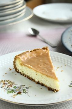 collecting memories: Cottage Cheese Cake