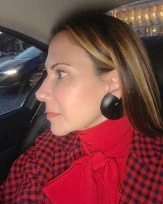 JAR earclips on @alysoncafiero