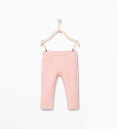 Imagem 1 de Leggings com cores nos bolsos da Zara