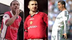 Incredible talent and skill? But are confidence and self-belief the vital ingredients in the pursuit of greatness? Eric Cantona, Cristiano Ronaldo, Coaching, Thierry Henry, The Incredibles, Football, Big, Sports, Science