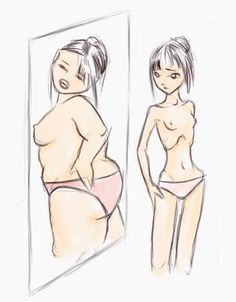 Anorexia Nervosa Symptoms and Treatments  Health and Beauty Pages: Anorexia Nervosa is a psychosomatic disorder in which self inflicted starvation leads to a devastating loss of weight. It occurs mainly to well to do girls.
