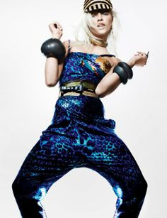 """""""Tribal Dance"""" Ginta Lapina for Muse Magazine"""