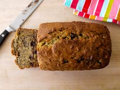 Chocolate Chip Banana Bread | Weelicious  This stuff is insanely good  http://weelicious.com/2012/02/27/banana-bread-chocolate-chip-bread-my-favorite-childhood-recipe/