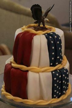 Eagle Scout Cake @Jennifer Sexton here is one my friend did just recently.