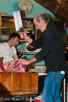 Bistecca Fiorentina - before cooking!