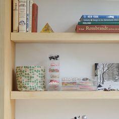 """@Simone Akkermans blogs's photo: """"New shelves"""""""