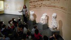 «Διαχρονικοί διάλογοι στο μουσείο» είναι ο τίτλος της εκδήλωσης που θα γίνει στο Διαχρονικό Μουσείο Λάρισας αύριο Παρασκευή 26 Μαϊου στις 6.30 το απόγ...