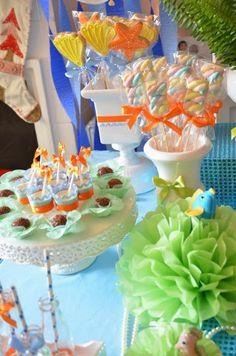 Festa Fundo do Mar!!