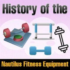 History of Nautilus Fitness Equipment  http://mentalitch.com/history-of-the-nautilus-fitness-equipment/