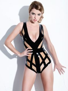 latex body suit fetish - Google Search