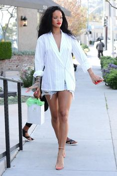 O estilo de: Rihanna | Fashion by a little fish