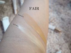 fair foundation shades doll 10
