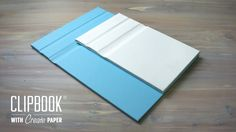 ClipBook® 2.0 with NEW Create Paper