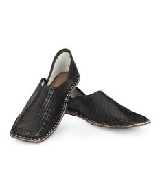 Ethnic Collection Black Ethnic Footwear