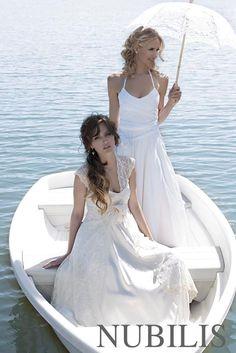 Sombrilla de encaje natural — De Reinas y Princesas