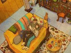 o amor está nas pequenas coisas