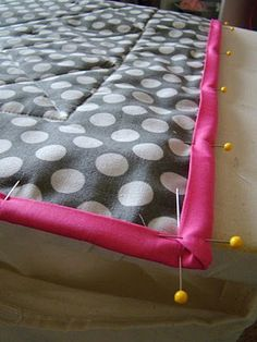 good sewing blog... for first time quilter like me