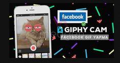 Facebook ile GIF Yapma Özelliği: GIF Nasıl Yapılır? Facebook, Games, Gaming, Plays, Game, Toys