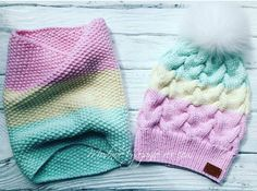 This Pin was discovered by Hab Free Knitting, Knitting Patterns, Crochet Patterns, Knit Beanie, Beanie Hats, Crochet Circles, Crochet Winter, Poncho, Crochet Yarn