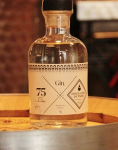 Gin - Distillerie de Paris