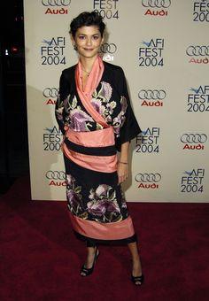Audrey Tautou : Ses plus beaux looks sur tapis-rouge (Photos)